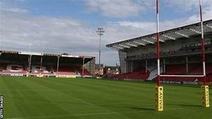 Gloucester will not expand kingsholm for world cup