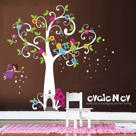 stickers chambre bébé fille wall decals wall decals tree with