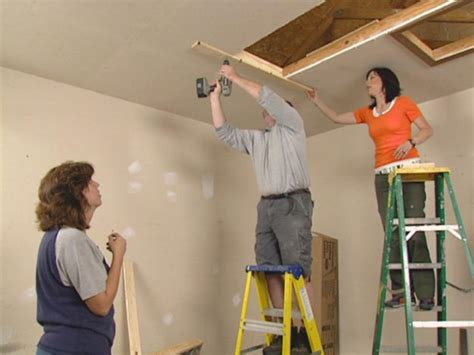 How To Install An Attic Ladder  Howtos Diy