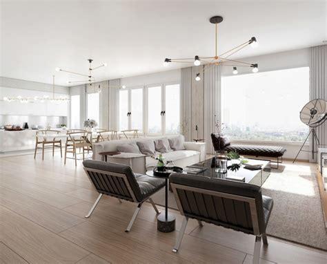 Luxury Apartment Interior Design  Design Ideas