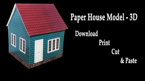 paper house  house model hd  easy