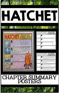 Hatchet Novel Study Unit Literature Guide