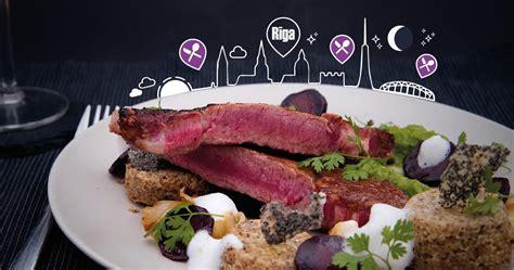 Rīgas restorānu nedēļa 2020 - Skatīt restorānus kartē