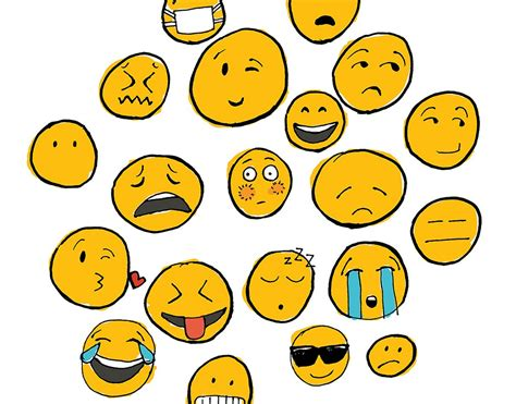 Emojis Open Door To More Encompassing Forms Of Expression
