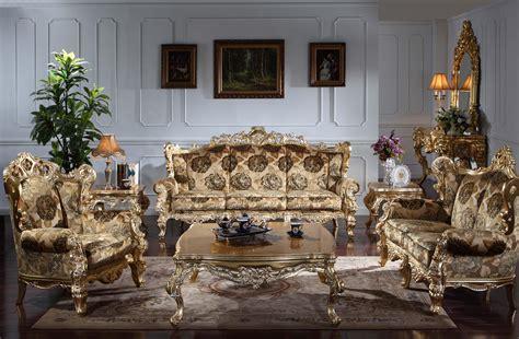 2018 baroque classic living room furniture european
