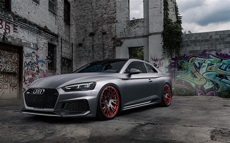 Audi Rs5 Hd Picture by Wallpaper Audi Rs5 Silver Car 1920x1200 Hd Picture Image