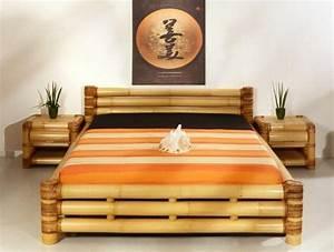 Meuble Chambre Pas Cher : jolies variantes pas cher pour un meuble en bambou ~ Dode.kayakingforconservation.com Idées de Décoration