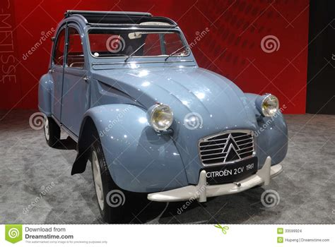 citroen cv  editorial stock image image