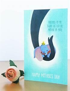 Dumbo Mother's Day Card | Disney Family