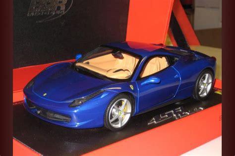 Beautiful tdf blue over cuoio leather 458 spider with delivery miles! BBR Models 2009 Ferrari Ferrari 458 ITALIA - BLUÈ TOUR DER ...