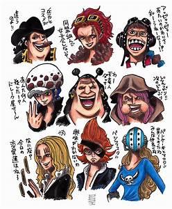 One Piece's Genderbent Supernovas by Smnt2000 on DeviantArt