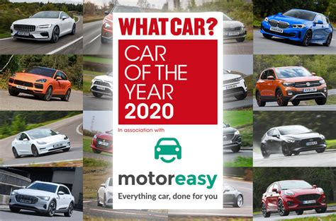 It doesn't make sense to have gap insurance if you put a large down payment on your car. What Car? Car of the Year Award 2020 contenders revealed   Autocar
