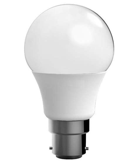 gleam white led bulb 5 watt pack of 5 available at