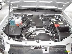 2011 Chevrolet Colorado Lt Extended Cab 2 9 Liter Dohc 16