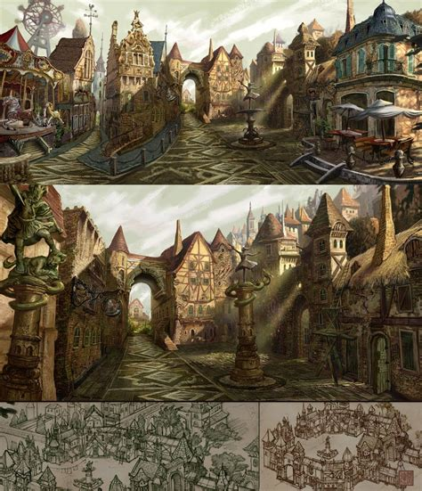 background designs ken min game level design