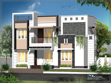 kerala house elevation joy studio design gallery  design