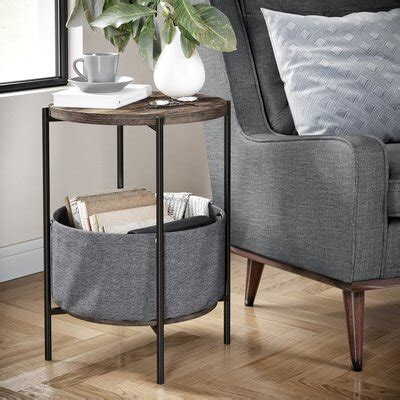 standard  side tables   inches youll love