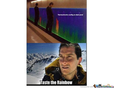 Taste The Rainbow Meme - taste the rainbow by leswissguy meme center