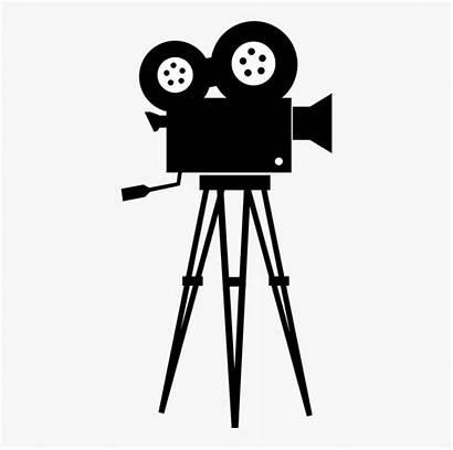 Film Projector Tripod Camera Transparent Title Kindpng