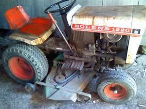 Here Is My 1220 - Bolens Tractor Forum