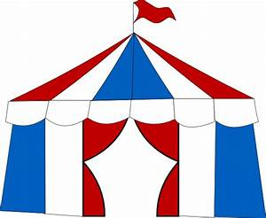 Free Carnival Tent Clipart | www.imgkid.com - The Image ...