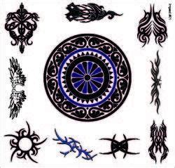 temporary tattoos suppliers manufacturers dealers  delhi