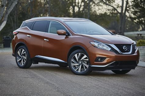 2018 Nissan Murano Carsfeaturedcom