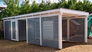 Carport Holz Modern : solarcarport ab 0 aus holz alu oder stahl 30 jahre garantie ~ Markanthonyermac.com Haus und Dekorationen