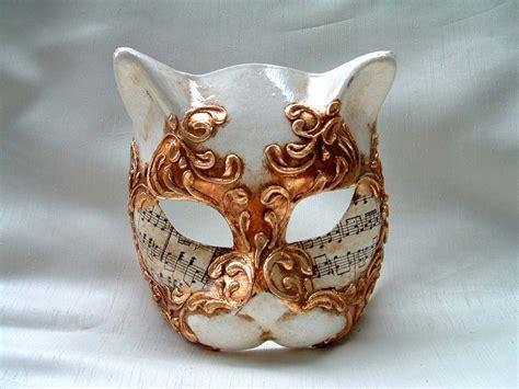 venetian cat mask cat gold venetian mask venetian masks 1001
