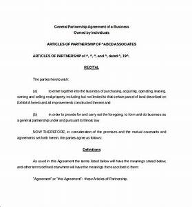 partnership agreement template word emsecinfo With law firm partnership agreement template