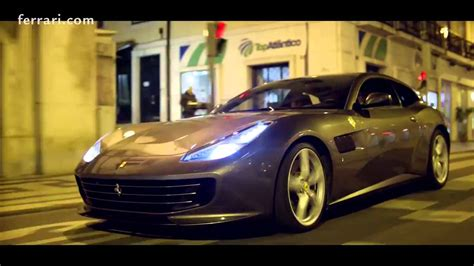 Welcome to ferrari official facebook page! Official video Ferrari GTC4Lusso - YouTube