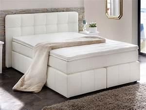Ikea 140 Bett : boxspringbett benita 140x200 cm weiss bett mit matratze 140 cm ebay ~ A.2002-acura-tl-radio.info Haus und Dekorationen