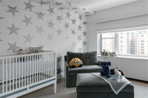 chambre bébé neutre déco mur chambre bébé 50 idées charmantes