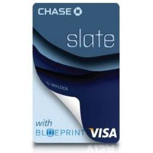 Earn 5x total points on. Chase - Slate Visa Card Reviews - Viewpoints.com