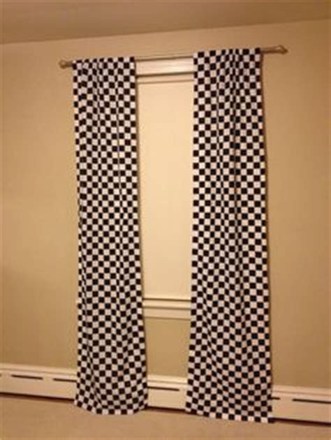 Checkered Flag Blackout Curtains by 1000 Images About For On Checkered Flag