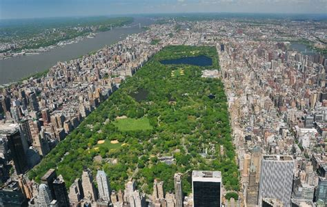 Lessons From The Masters The City Of New York And Central