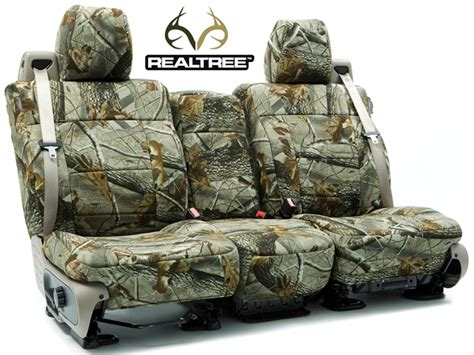 Coverking Camouflage Neoprene Seat Covers Cartruck