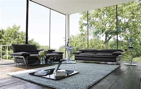 canapé faux cuir living room inspiration 120 modern sofas by roche bobois