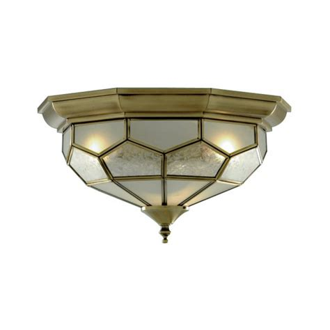 buy traditional flush ceiling light for low ceilings and
