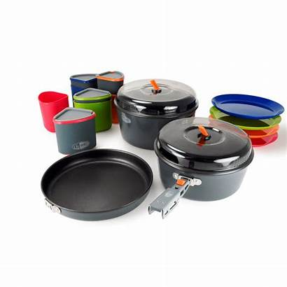 Gsi Bugaboo Outdoors Camper Cook Cookset Camping