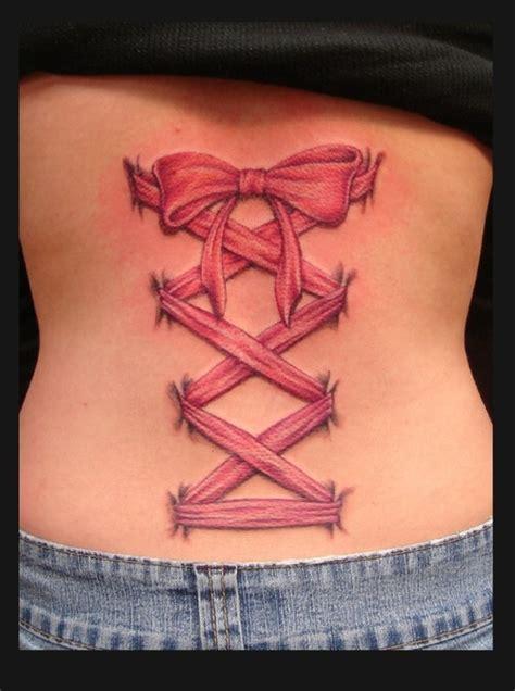 corset tattoo images designs