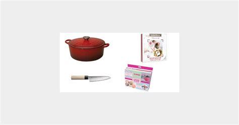 cadeaux cuisine cadeaux de noël gourmets à offrir ou s 39 offrir sélection spécial cuisine