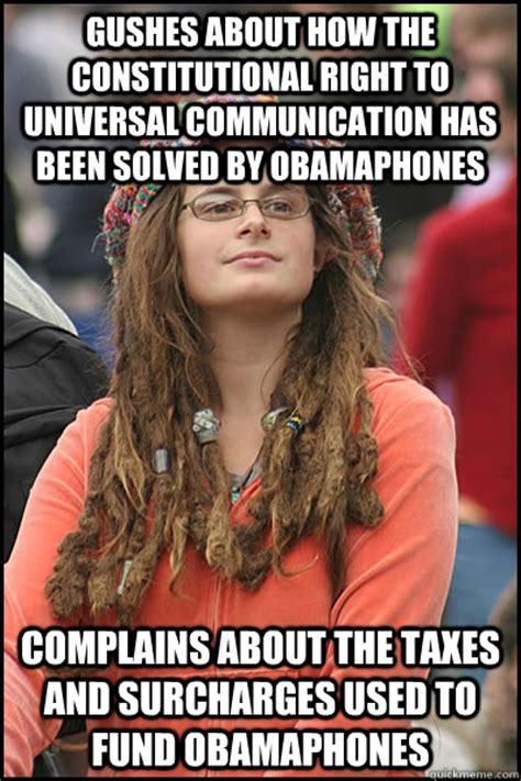 College Liberal Meme Identity - college liberal memes quickmeme