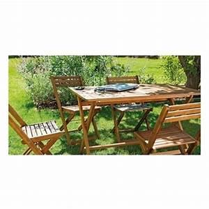 Table Pliante Bricorama : table rectangulaire pliante yuma tables de jardin ~ Melissatoandfro.com Idées de Décoration