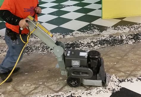 dust free tile removal services for schools tx