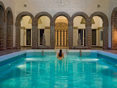 Wellness In Wiesbaden by Kaiser Friedrich Therme Region Frankfurt Rhein