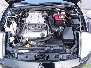 2003 Mitsubishi Eclipse Gt Coupe 3 0 Liter Sohc 24