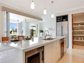 island kitchen photos modern island kitchen design using stainless steel kitchen photo 1311267