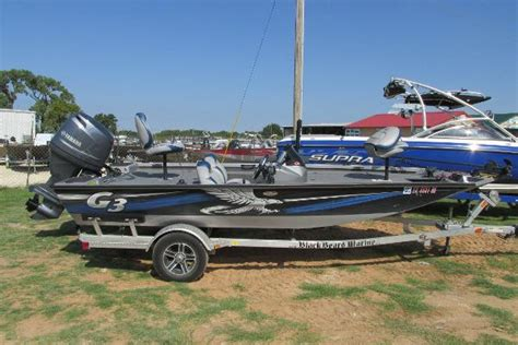 Bass Boat Talons by G3 Eagle Talon 17 Dlx Boats For Sale Boats