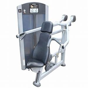 Mens Life Fitness Signature Series Shoulder Press Strength